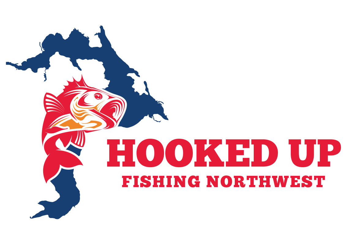 Logo design created for a fishing guide company